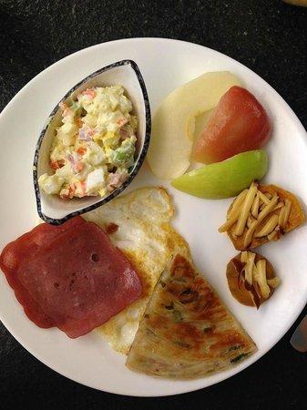 Timing House: Doris Home's Breakfast