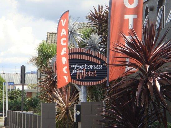Rotorua Motel : front side