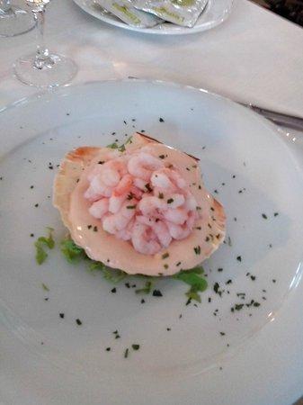 Fuoriporta ristorante: Gamberi in salsa rosa