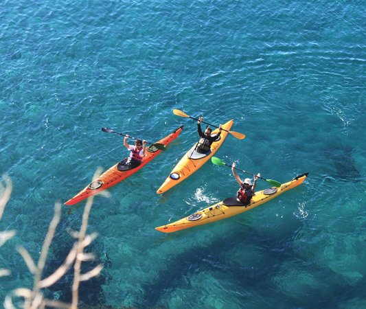 ‪Sea Kayak Samos‬