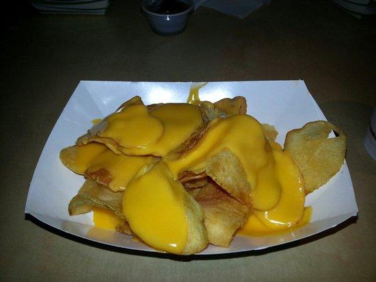 Sandia Resort & Casino: $2 nachos from the grill