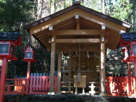 中宮(結社=ゆいのやしろ) - Picture of Kifune Shrine, Kyoto - TripAdvisor