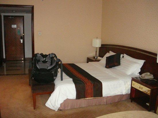 Jin Jiang Pine City Hotel: room