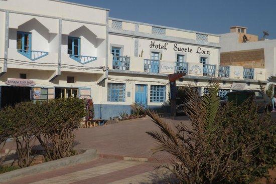 Suerte Loca: l'hôtel
