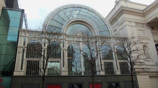 Amphitheatre Restaurant: Royal Opera House