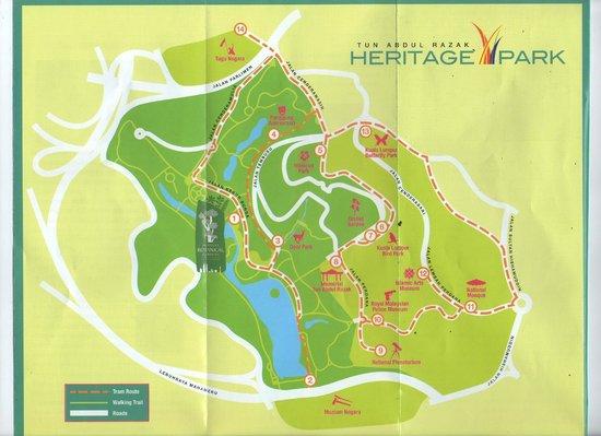 Kuala Lumpur Bird Park : Парки КЛ