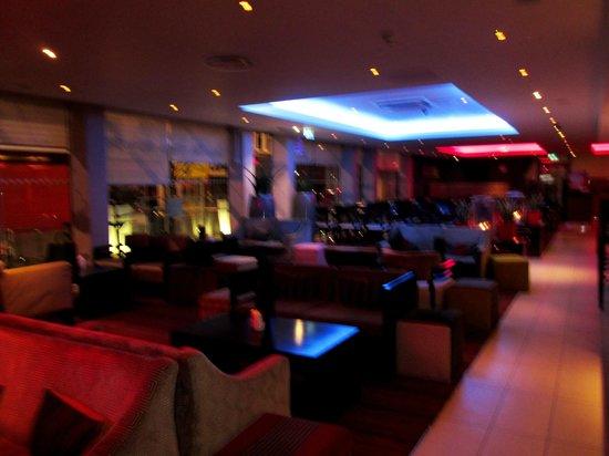 Ramada Encore Leicester City Centre : Bar Lounge
