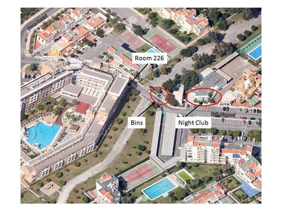 Hotel Neptuno: To be viewed with comments