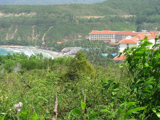Vinpearl Nha Trang Resort: View from above