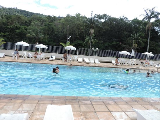 Grande Hotel do Lago: PISCINA EXTERNA