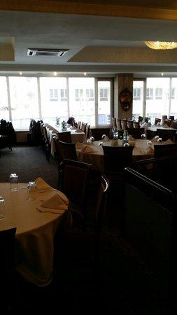 Gurkent Hotel: Restaurant