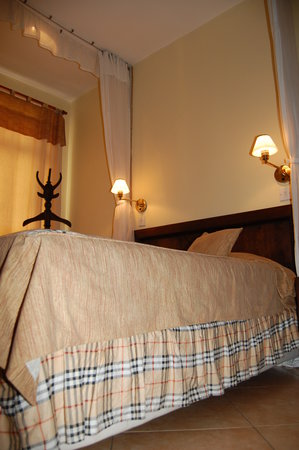 New Safari Hotel : Rooms