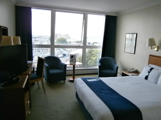 Holiday Inn Southampton: My Room
