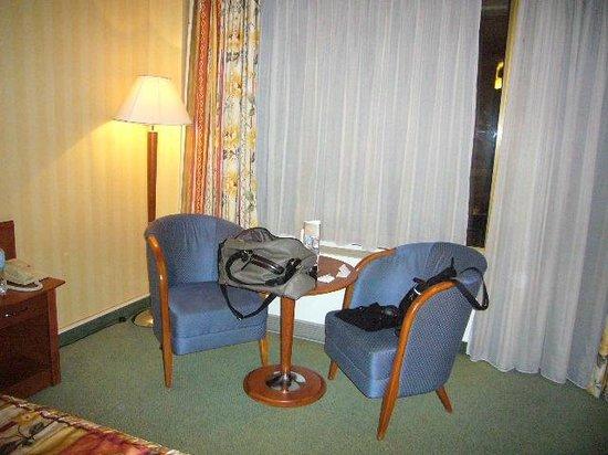 Danubius Health Spa Resort Margitsziget : l'angolo salotto