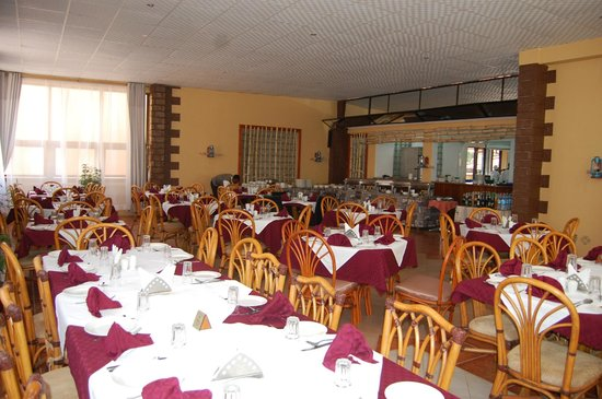 New Safari Hotel: Tembo Restaurant