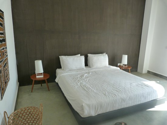 Tamu Hotel: Chambre standard
