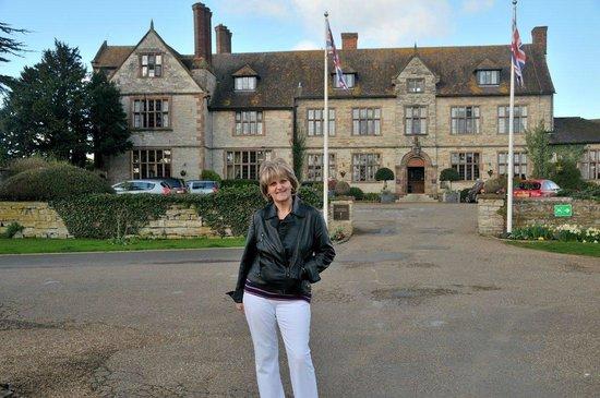 Billesley Manor Hotel: Hotel Reception
