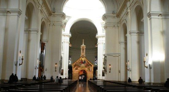 Santa Maria degli Angeli: la porziuncola