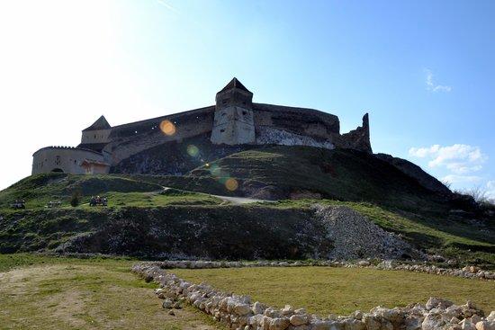 Rasnov Citadel: fortezza
