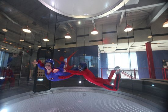 iFLY Indoor Skydiving - Austin: 10 year old - love it!