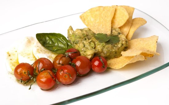pinchos guacamole