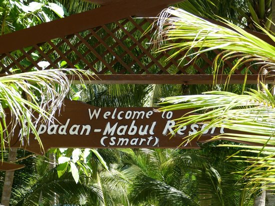 Sipadan Mabul Resort : Welcome to Sipadan - Mabul Resort