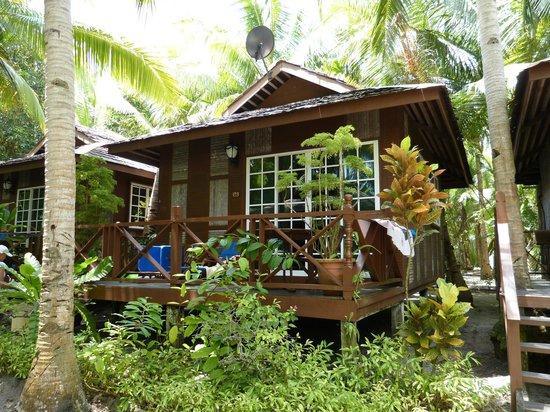 Sipadan Mabul Resort: Beach Bungalow