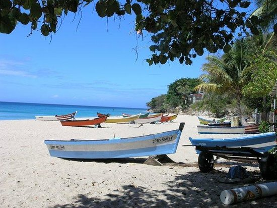 Aguadilla, Puerto Rico: Just what we were looking for.