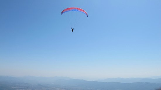 Team 5 Nepal Paragliding: Flying!!!