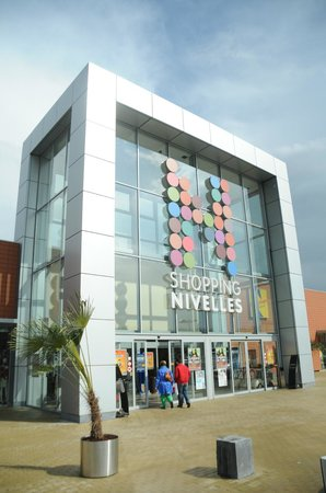 ‪‪Nivelles‬, بلجيكا: Shopping Nivelles‬