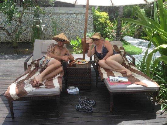 Novotel Bali Benoa: Rest time at Novotel