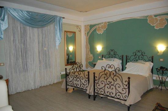La Chandelle : notre chambre