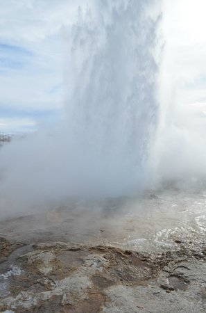 Iceland Travel: Geysir