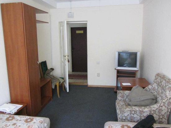 Holosiivskyi Hotel: комната