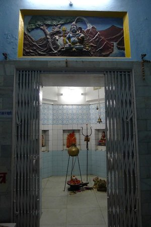 Deep Avadh: Temple in hotel complex