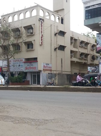 Saffron Hotel: Great Hotel at a budget price