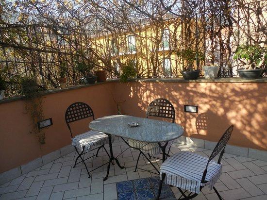 Hotel Rivoli Sorrento : Special place to eat