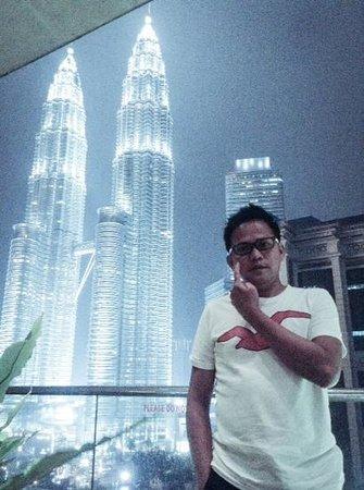 Hotel Maya Kuala Lumpur : sky lounge
