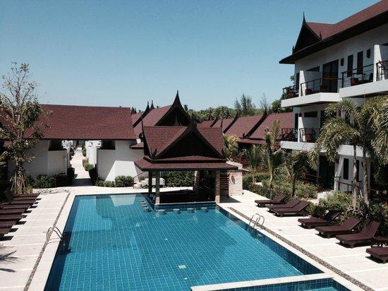 T-Villa Resort: from restaurant