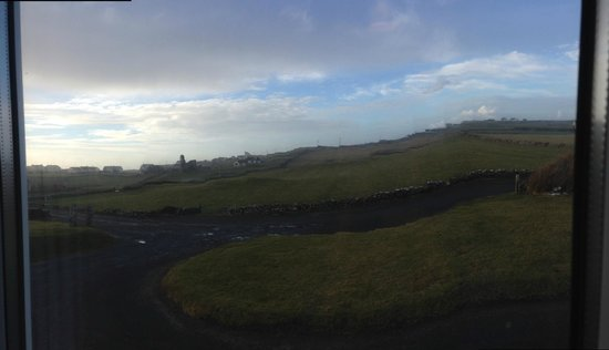 The Lodge, Doolin : Stunning view from Rooms