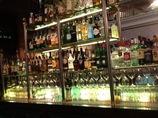 The Bank on College Green: bar