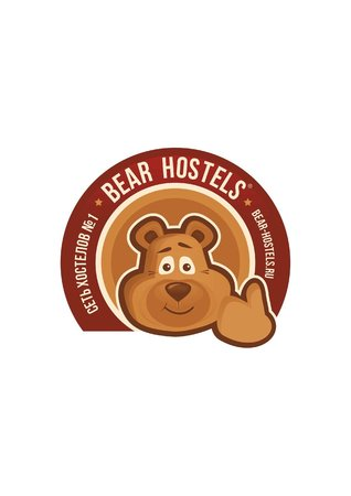 Bear Hostels on Mayakovskaya: logo