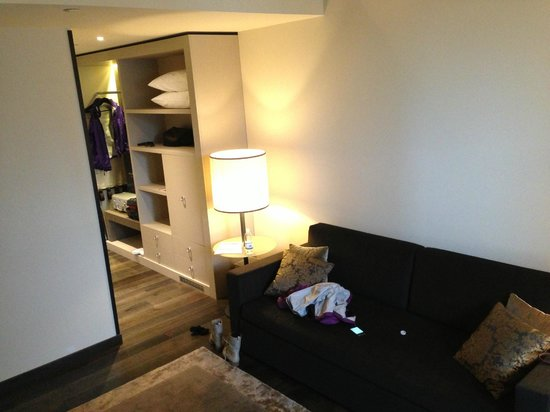LaGare Hotel Venezia - MGallery by Sofitel : Living Room