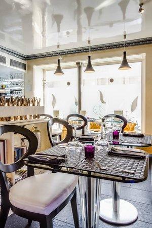 Hotel Eiffel Trocadero : Restaurant