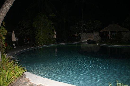 Melia Bali: la piscine