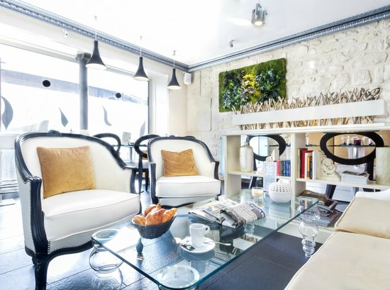 Hotel Eiffel Trocadero : Lobby/Salon