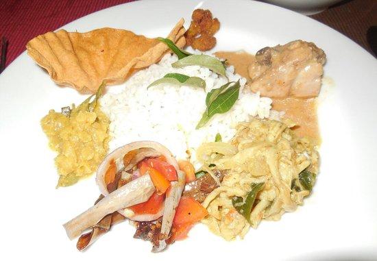 Villa Gaetano: fantactic food!