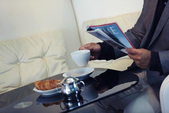Hotel Eiffel Trocadero : Lounge