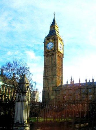 Falcon Hotel : Big Ben