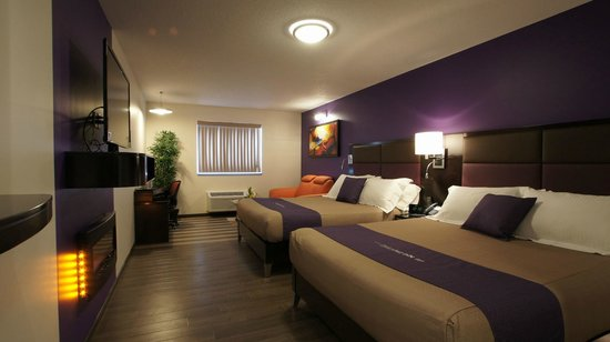 Dreamz Inn: 2 Queen beds suite